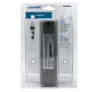 Lenmar PTM9033G Battery for Makita Power Tools, 9.6 V|https://ak1.ostkcdn.com/images/products/is/images/direct/953c00e66568b6e7d5e872603c21a831544001b3/Lenmar-PTM9033G-Battery-for-Makita-Power-Tools%2C-9.6-V.jpg?impolicy=medium
