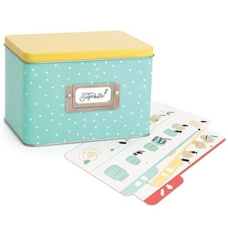 Sweet Sugarbelle Recipe Card Box-