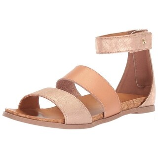 Kids Ugg Girls K Marabel Bungee Ankle Strap Slide Sandals