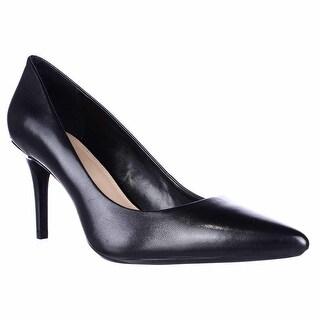 Calvin Klein Gayle Classic Pump Heels - Black