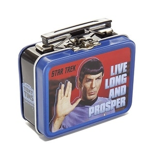 Star Trek The Original Series Teeny Tin Lunch Box, 1 Random Design - multi