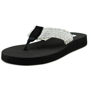 Yellow Box Soleil Open Toe Synthetic Flip Flop Sandal
