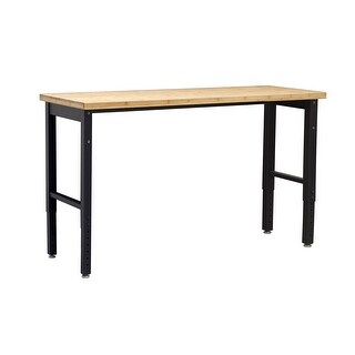 "NewAge Products Pro 3.0 Series 66"" Workbench Bamboo Top"