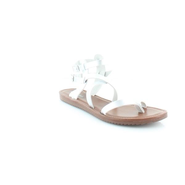 Seven Dials Sync Women's Sandals Silver / Metallic - 11