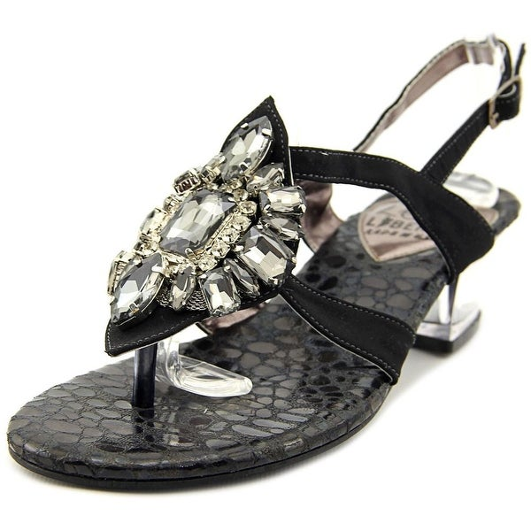 Love and Liberty Draema Women Black Sandals