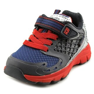 Stride Rite M2P Breccen   Round Toe Synthetic  Tennis Shoe