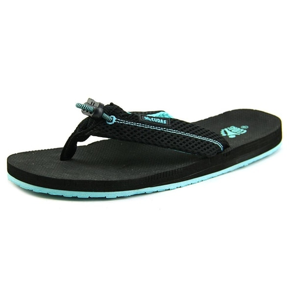 Cudas Edisto Black Sandals