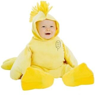 Peanuts Woodstock Deluxe Toddler Costume