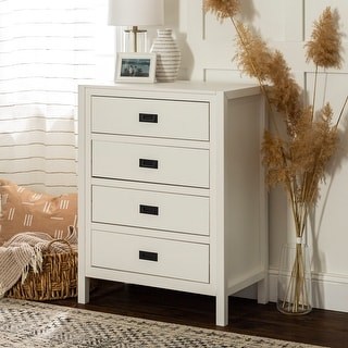 Link to Carson Carrington Modern 4-Drawer Storage Chest Similar Items in Dressers & Chests