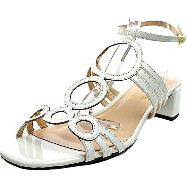 J. Renee Terri Women White Sandals