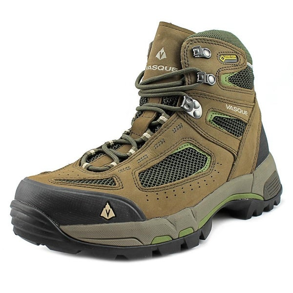 Vasque Breeze 2.0 GTX Men  Round Toe Leather Tan Hiking Boot