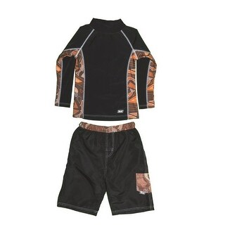 Banz 2015 Long Sleeve Rash Guard & Board Shorts Set, Girra Kool