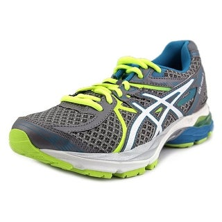 Asics Gel-Flux 3 Women D Round Toe Synthetic Gray Running Shoe