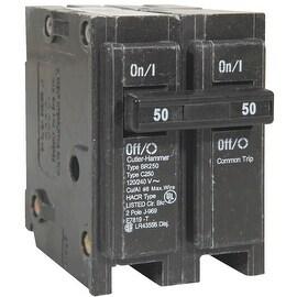 Eaton 50A 2P Circuit Breaker