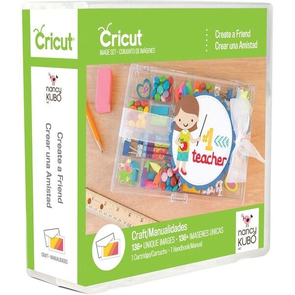 Cricut Shape Cartridge-Create A Friend