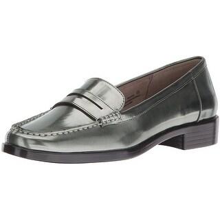Aerosoles Womens Main Dish Closed Toe Loafers