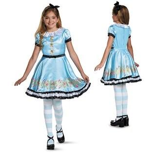 Girls Descendants Deluxe Ally Costume