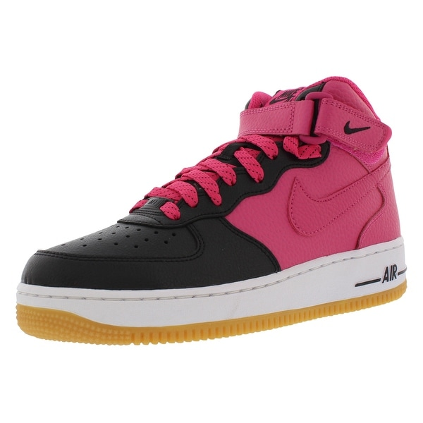 new arrival 70752 a4351 Nike Air Force 1 Mid (Gs) Basketball Gradeschool Kidx27s Shoes