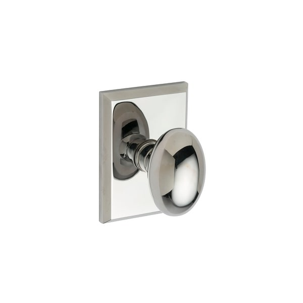 Montana Forge K1-R2-4090 Single Dummy Door Knob Set with K1 Knob and R2 Rose from the Contemporary Collection