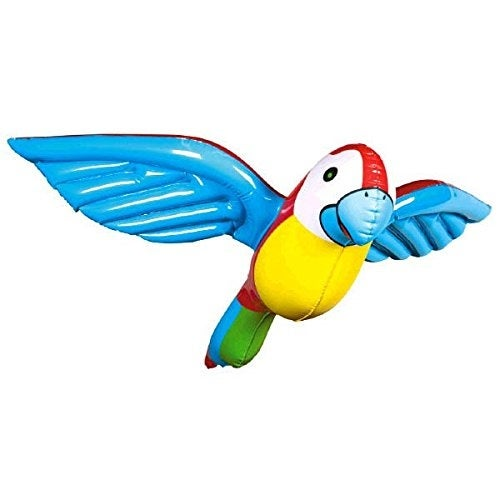 Inflatable Flying Parrot 23in