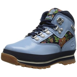 Timberland Girls Euro Hiker Patent Leather Toddler Hiking Boots - 6