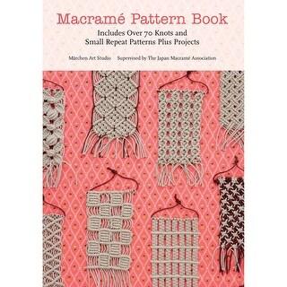 St. Martin's Books-Macrame Pattern Book