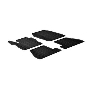 Gledring 2012-2016 Ford Focus Custom Fit All Weather Heavy Duty Car Floor Mats