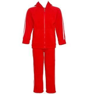 G & J Sports Girls Red Hooded Uniform Fleece 2 Pc Pant Set 11-12 https://ak1.ostkcdn.com/images/products/is/images/direct/955a3de927a63ad57098430510aa75940366dd4b/G-%26-J-Sports-Big-Girls-Red-Hooded-Uniform-Fleece-2-Pc-Pant-Set-11-12.jpg?impolicy=medium