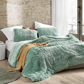 Are You Kidding? - Coma Inducer® Oversized Comforter - Duck Egg