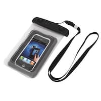 Unique Bargains Underwater Guard Pouch Waterproof Bag Dry Cover Case Clear for 4  Mobile Phone