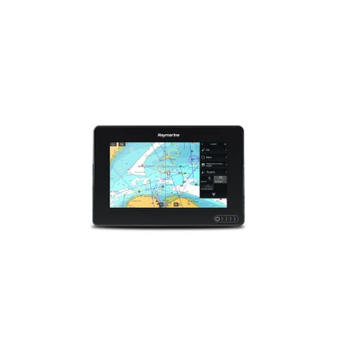 Raymarine Axiom 7 Chartplotter w/ 7.0 Inch Optically Bonded LCD TouchScreen