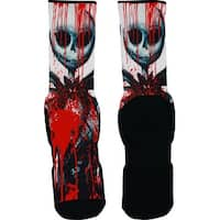 Rufnek Killin the Game Jack Skellington Socks
