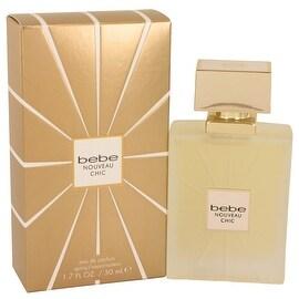 Eau De Parfum Spray 1.7 oz Bebe Nouveau Chic by Bebe - Women