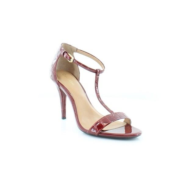 Calvin Klein Nasi Women's Heels Garnet - 9.5
