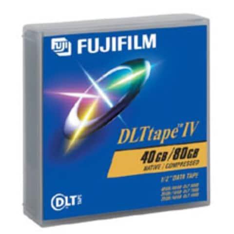 Fuji DLTtape IV, 600003132, 1/2 inch, DLT4000/8000, 40GB/80GB