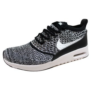 Nike Women's Air Max Thea Ultra Flyknit Black/White 881175-001