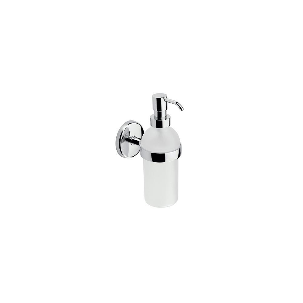Chrome Nameeks NNBL0049 Boutique Hotel Polished Soap Dispenser