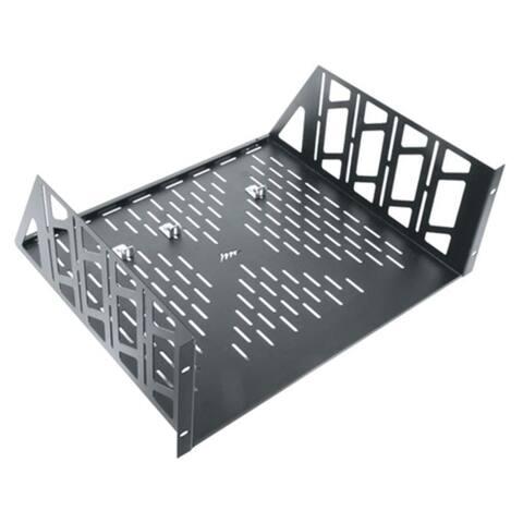 4 RU Vented Rack Shelf