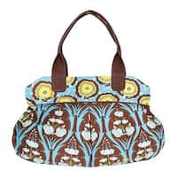 Amy Butler Women's Josephine Fashion Bag Passion Lily Turquoise - US Women's One Size (Size None)