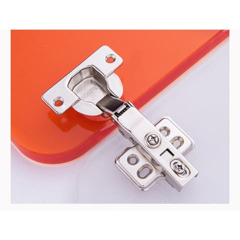 Moda MD-DW-WJJL-001 Cold-rolled steel hinge (Package of 6)