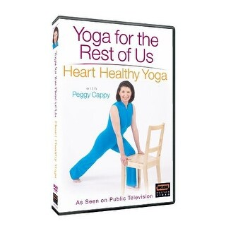 Yoga for the Rest of Us: Heart Healthy Yoga [DVD]