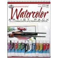 Watercolor - Essentials Artist Pack