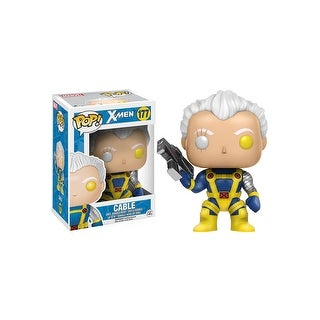 Marvel X Men Cable POP Bobblehead Figure