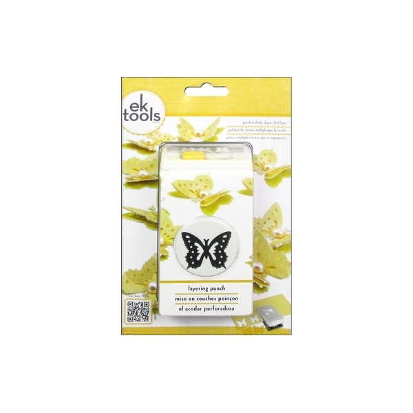 EK Punch Layering Butterfly