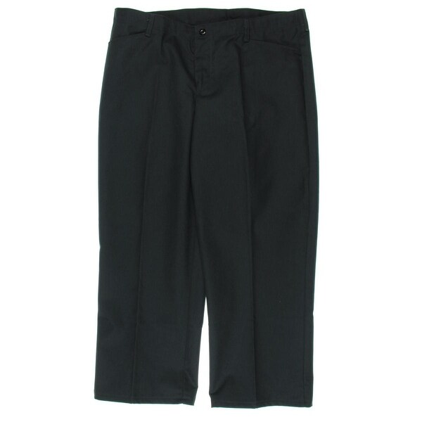 Red Kap Womens Pants Work In Motion Flat Front - 18