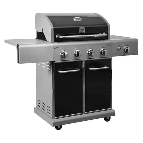 Kenmore 4 Burner plus Searing Side Burner Grill