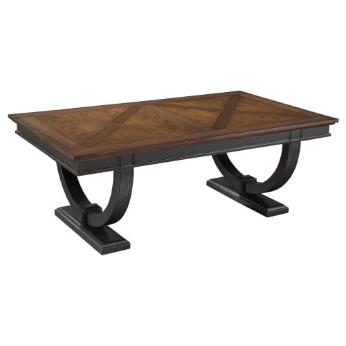 Hekman Inch Wide Wood Coffee Table Free Shipping Today - Overstock wood coffee table