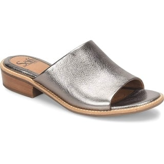 5020b86502d8 Buy Slide Sofft Women s Sandals Online at Overstock.com