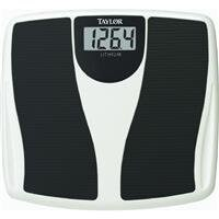 Taylor Digital 73294072M Taylor 7329 Low Priced Digital Scale with Non-Slip Mat
