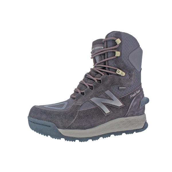 New Balance Mens Fresh Foam 1000 Winter Boots Waterproof Insulated - 10 medium (d)
